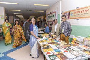 Ittadi Grantho Prokash (Dhaka) Book Stall at NY Bangla Boimela 2018