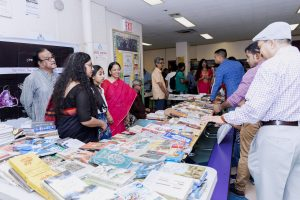 Bengal Publications (Dhaka) Book Stall at NY Bangla Boimela 2019